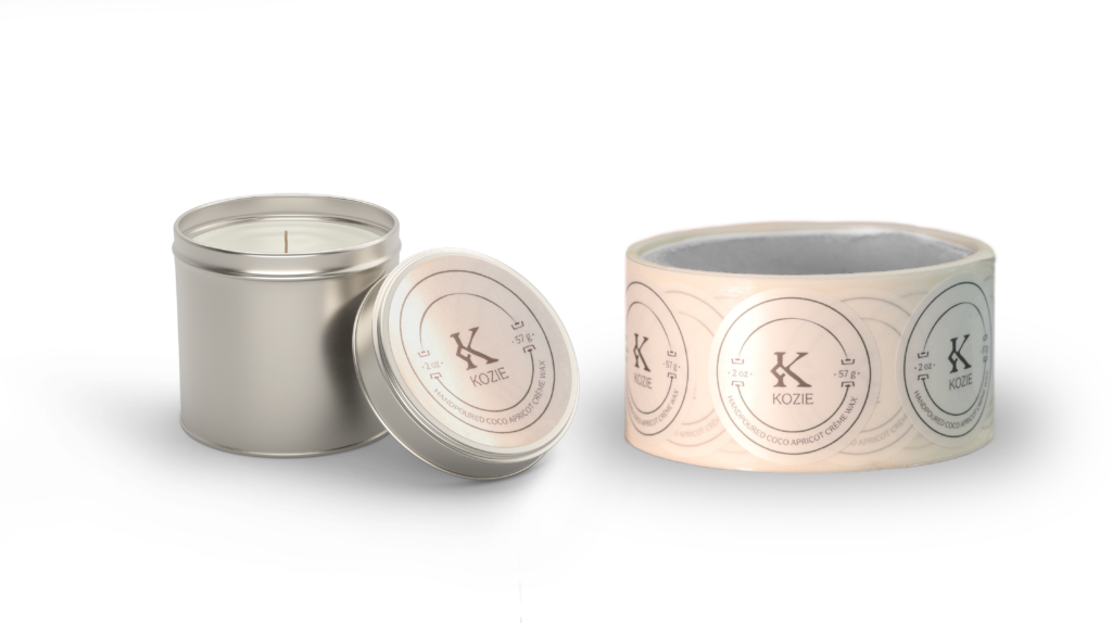 cosmetic candles